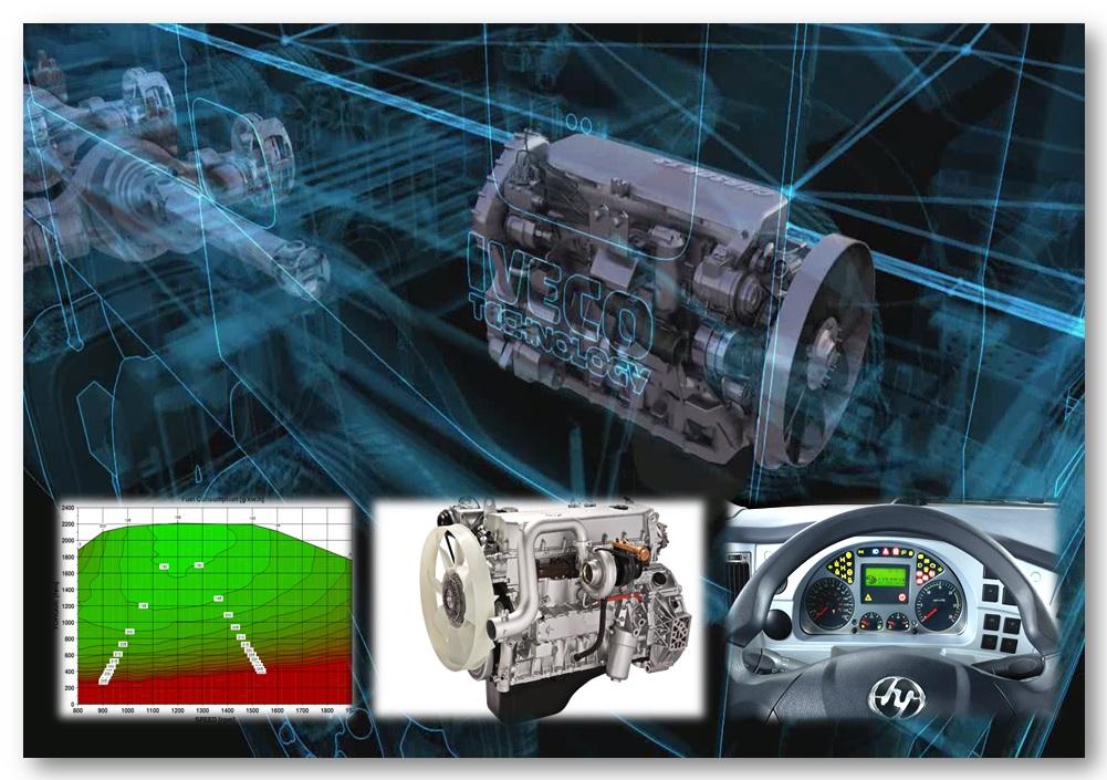 Động-cơ-FIAT công nghệ Iveco Italia
