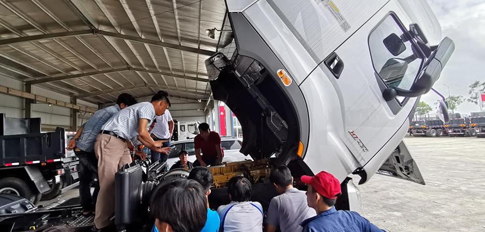Ôtô và thiết bị Trung Quốc thường sử dụng những loại động cơ nào để phối lắp